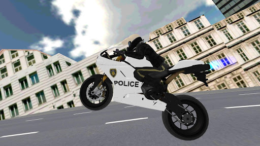 Police Motorbike Simulator 3D 1.14 screenshots 13