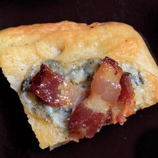 Blue Cheese-Bacon Focaccia