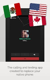 UppTalk WiFi Calling & Texting Screenshot 8