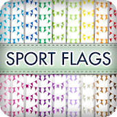 Sport Pennant Flag Wallpapers