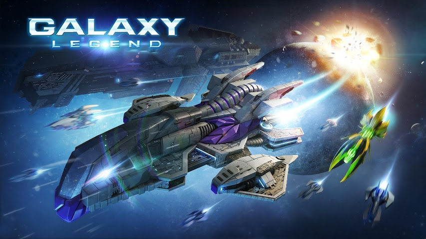 android Galaxy Legend Screenshot 5