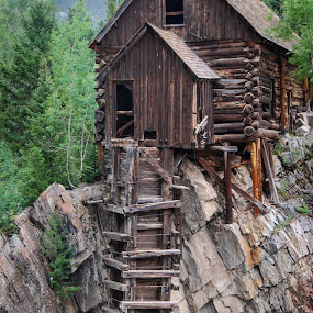 by Rick W - Buildings & Architecture Decaying & Abandoned ( crystal mill )