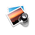Rocket HD Photo Picker logo