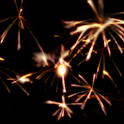 Firework Sparkler logo