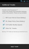 Screenshot of 3G/4G Speed Optimizer Pro
