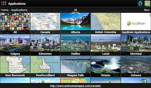Canada Android - screenshot thumbnail