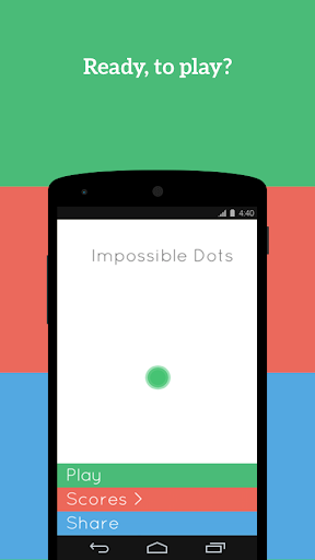 Impossible Dots