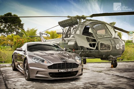 Aston martin dbs Wallpaper - screenshot thumbnail