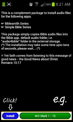Audio4Bible - Luke NIV