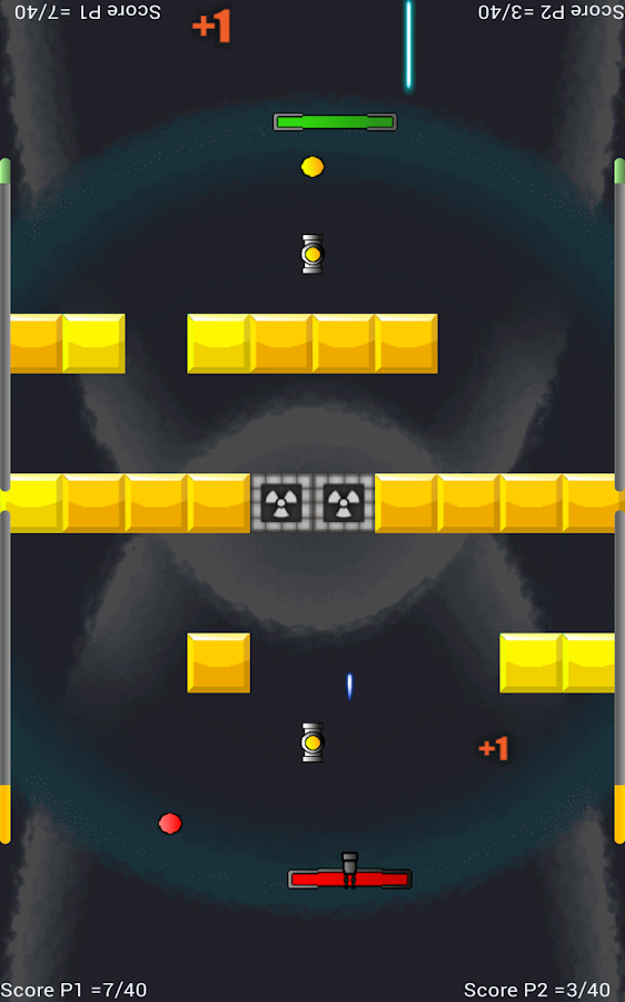 Breakout Duel (Brick breaker) - screenshot
