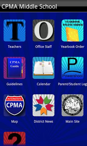 CPMA Middle School