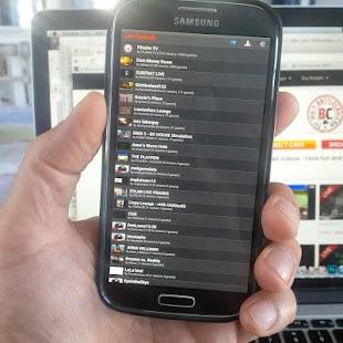 FilmOn Cavecaster- screenshot thumbnail