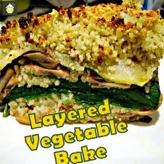Layered Vegetable Bake.