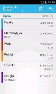 myTable - Timetable