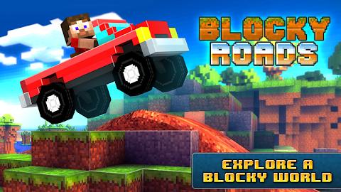 Blocky Roads Screenshot 26