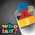 Who Is It - LED Light Alerts icon