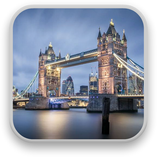 倫敦動畫壁紙 個人化 App LOGO-硬是要APP