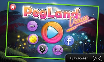 Screenshot of Pegland Deluxe