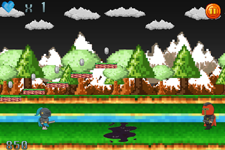 Pixel Knights Dragons War