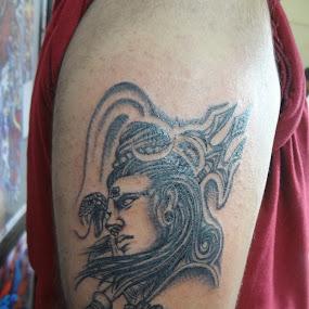 Lord Shivji by Palak Patel - People Body Art/Tattoos (  )