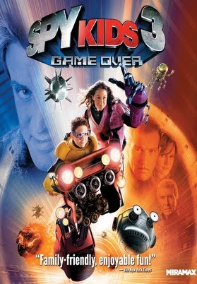spy kids 3 games to play