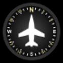 Bearing (Azimuth) Navigation icon