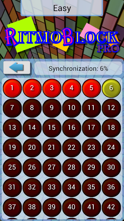 Ritmo Block- screenshot