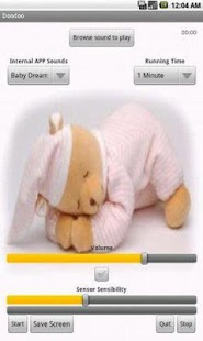 Baby music box Lullabies . - screenshot thumbnail