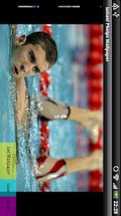 Michael Phelps Wallpaper - screenshot thumbnail
