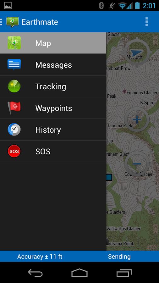 Earthmate - screenshot