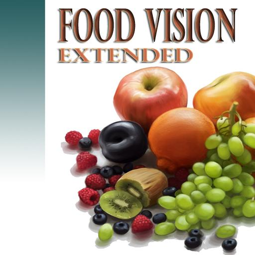 Food Vision (Nutrition) - Full LOGO-APP點子