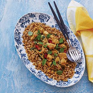 Biryani-Style Chicken Kamut