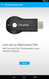 Chromecast Screenshot 2