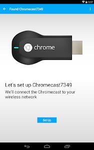 Chromecast v1.8.22