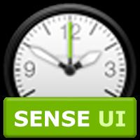 Clock Widget Pack Sense UI 1.0