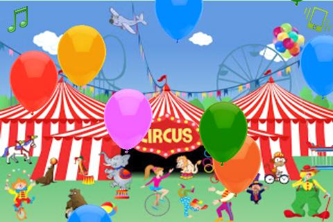 Ballons Circus
