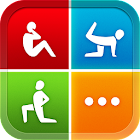 Instant Fitness : 100 workouts icon