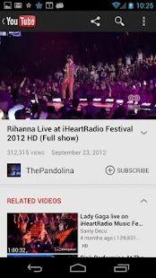 iHeartRadio Videos - screenshot thumbnail