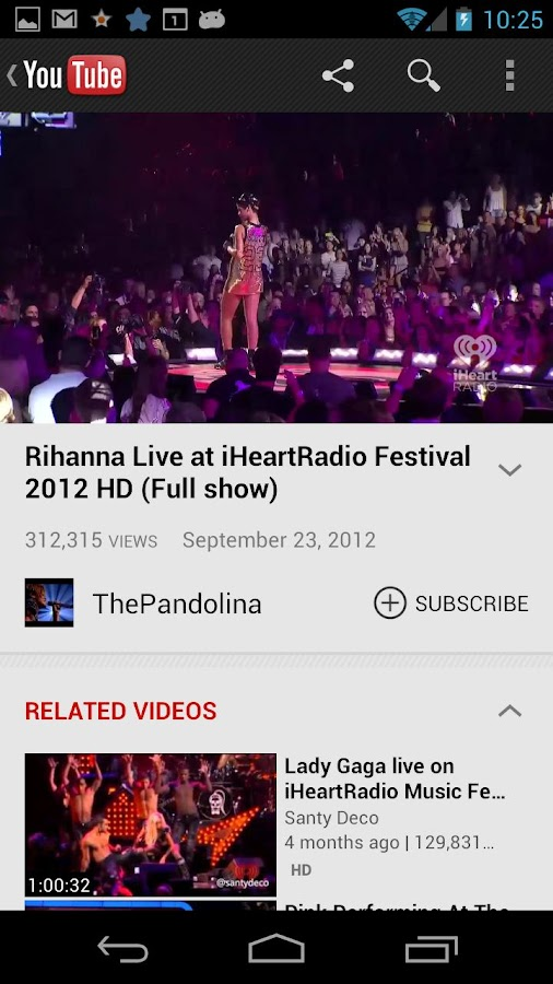 iHeartRadio Videos - screenshot