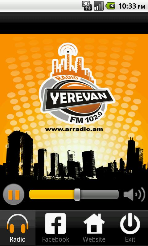 Yerevan FM- screenshot