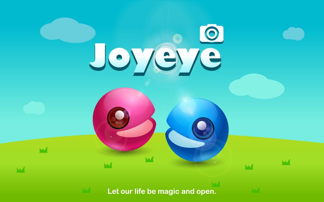Joyeye Lite for Pad - screenshot