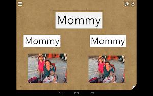 Apraxia - Early Intervention 1 app screenshot