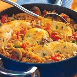 Green Olive Chicken I