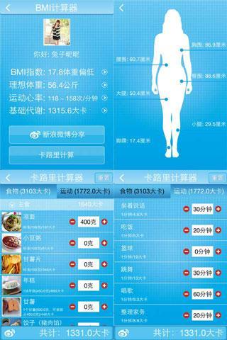 【免費健康App】身材那点事-APP點子