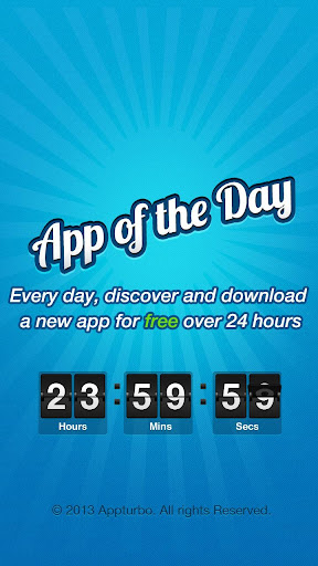 App of the Day AU -100 Free