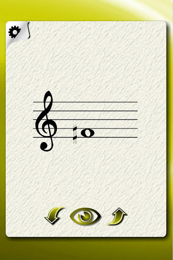 Flute Notes Flash Cards