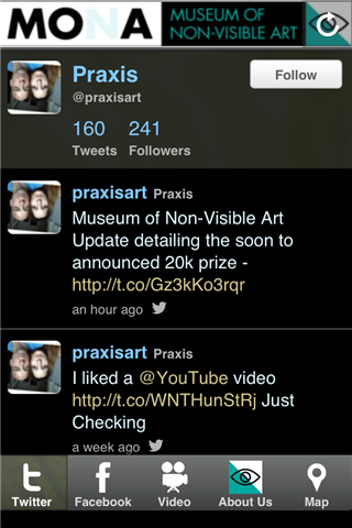 Museum of Non-Visible Art
