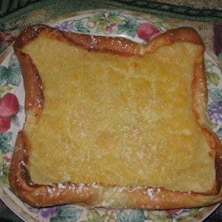 Oven-Baked German Pancake