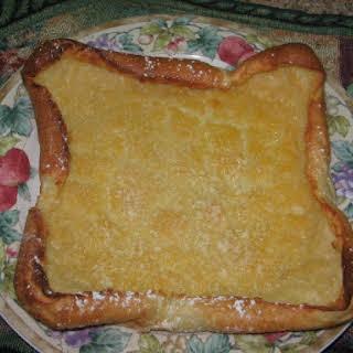 Oven-Baked German Pancake.