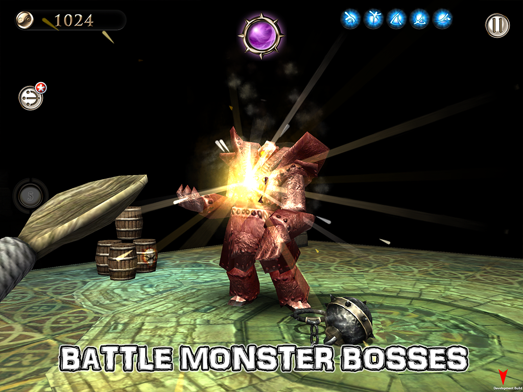 Smash Spin Rage - screenshot